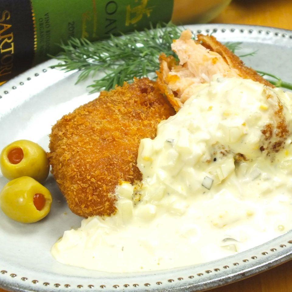 Food Menu - お料理